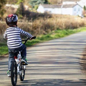 Vélo garçon